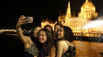 Moonlight Cocktail Cruise on the Danube, Budapest, Day Trips