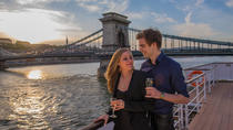 Sunset Cocktail Cruise on River Danube in Budapest, Budapest, Day Cruises