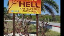 Hell Visit, Shopping and Beach Escape from Cayman Islands, Îles Caïmans