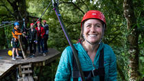 Ultimate Rotorua Forest Zipline Canopy Adventure, Rotorua, Eco Tours