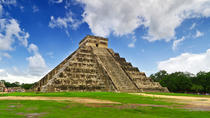Cancun Combo: Chichen Itza Tour plus Isla Mujeres Catamaran Sail with Snorkeling, Cancun, Snorkeling
