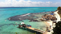 Isla Mujeres Garrafon Natural Reef Park VIP Pass, Cancun, Ferry Services
