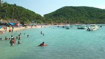 Las Gatas Island Beach Break with Snorkeling, Ixtapa