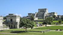 Tulum Ruins and Tankah Park Eco-Adventure Tour, Cancun, Bar, Club & Pub Tours