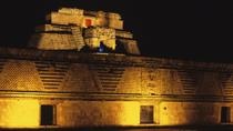 Uxmal Light and Sound Show from Merida, Merida, Overnight Tours