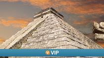Viator VIP: Chichen Itza Tour and Light and Sound Show Including Lunch and Luxury Transport, ...
