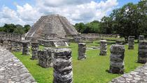 Yucatan's Hidden Treasures: Mayapan Loltun Caves and Antique Monastery in Mani, Merida, Day Trips