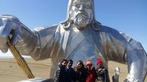 PRIVATE DAY TOUR TO GENGHIS KHAN'S STATUE COMPLEX - TERELJ NATIONAL PARK INC LUNCH, Ulaanbaatar, ...