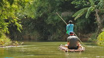 Half Day Bamboo Rafting Tour from Khao Lak , Khao Lak, Float Trips