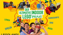 LEGOLAND Discovery Centre Oberhausen Admission Ticket, Düsseldorf, Attraction Tickets