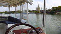 Seville Walking Tour and River Cruise, Seville, Half-day Tours