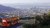 1- or 2-day Cape Town Hop-on Hop-off Sightseeing Bus tour, ケープタウン