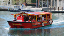 Hop-on-Hop-off-Kanal-Bootstour in Kapstadt, Cape Town, Hop-on Hop-off Tours