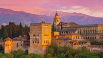 Granada Day Trip with Alhambra Skip The Line Entrance from Malaga, Malaga, Day Trips