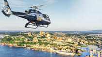Quebec City, Its River and Its Landscape Helicopter Tour, Quebec City, Full-day Tours