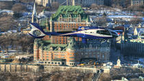 Quebec Shore Excursion: City Helicopter Tour, Quebec City