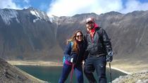 Hike at Nevado de Toluca Volcano, Mexico City, Hiking & Camping