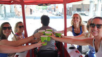 Party Bike Private Party Up To 15 People in Old Town Scottsdale, Phoenix, Food Tours