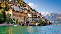 Gandria Romantic Walking Day Trip from Lugano, ルガーノ