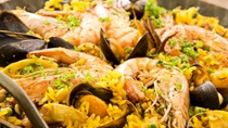 Kookworkshop Madrid: leer paella maken, Madrid, Cooking Classes