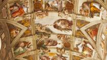 Entire Vatican and Vatacombs: Heritage of Rome Tour, Rome, Viator VIP Tours