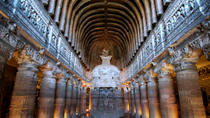 Private 3-Day Aurangabad Tour Including the Ajanta Caves and the Ellora Caves from Mumbai, Bombay