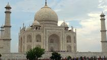 Private Agra Day Tour with Culture Walk, New Delhi, Rail Tours