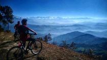Private cycle tour from Nagarkot to Bhaktapur via Changu Narayan with transfers, Kathmandu, City...