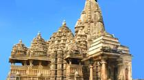 Private Khajuraho Tour from Delhi by Round Trip Overnight Train, New Delhi, Multi-day Rail Tours