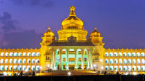 Private Tour: Bangalore City Tour Including Bangalore Palace and Vidhana Soudha, Bangalore, ...