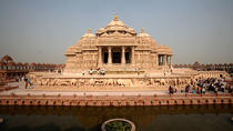 Visite privée: Temple d'Akshardham et sites spirituels du centre de Delhi, New Delhi, Excursions culturelles