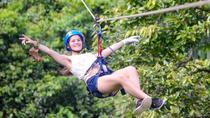 Half-Day Zip Line Small-Group Guided Adventure from La Fortuna, La Fortuna, Ziplines