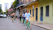 3 Hour Shared Small Group New Orleans Bike Tour, New Orleans, Walking Tours