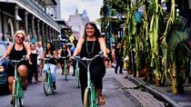 Tour en bicicleta de grupo pequeño New Orleans Creole Odyssey, New Orleans, Bike & Mountain Bike Tours