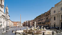 Discovering Rome - Squares and Fountains Tour, Rome, Private Sightseeing Tours