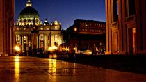 Panoramic Rome by Night tour with Dinner and Folk Music, Rome, City Tours