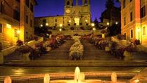 Panoramic Rome by Night tour with Dinner and Folk Music, Rome, Full-day Tours