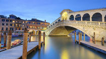Romantic Venice in One Day by High Speed including Gondola Ride, Rome, Gondola Cruises