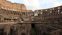 Skip the Line: Colosseum Roman Forum and Palatine Hill Elite Tour, Rome, Walking Tours