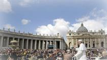 Skip the Line: Pope Francis the Papal Audience Vatican Museums and St Peters Tour with Lunch, Rome, ...