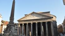 Small-Group Pantheon, Santa Maria on Via del Corso and Temple of Hadrian Tour in Rome, Rome, null