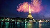 Bateaux Parisiens Bastille Day Seine River Cruise with 6-Course Gourmet Dinner and Live Music, ...