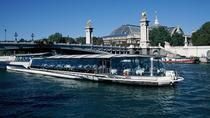 Bateaux Parisiens Seine River Lunch Cruise with Live Music, Paris, Hop-on Hop-off Tours