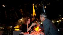 Valentine's Day Bateaux Parisiens Seine River Cruise with 5-Course Dinner and Live Music, Paris,...