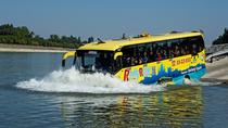 Exclusive Rent of the Floating Bus for Budapest Sightseeing on Land and Water, Budapest, ...