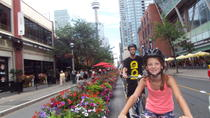 Downtown Toronto Bike Tour, Toronto, Helicopter Tours