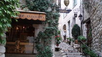 6-Hour Tour - French Alps and alpine villages - Gourdon, Tourrettes, Saint Paul de Vence, Nice, ...