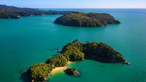 Scenic Flight from Takaka, Nelson, Air Tours