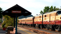 Napa Valley Wine Train con almuerzo gourmet y transporte desde San Francisco, San Francisco, Dining ...