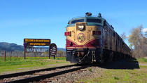 Napa Valley Wine Train from San Francisco: Gourmet Lunch, Wine Tasting and Vineyard Tour, San...